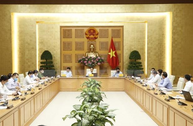 COVID- 19: Instan en Vietnam a la poblacion cumplir normas sanitarias hinh anh 1