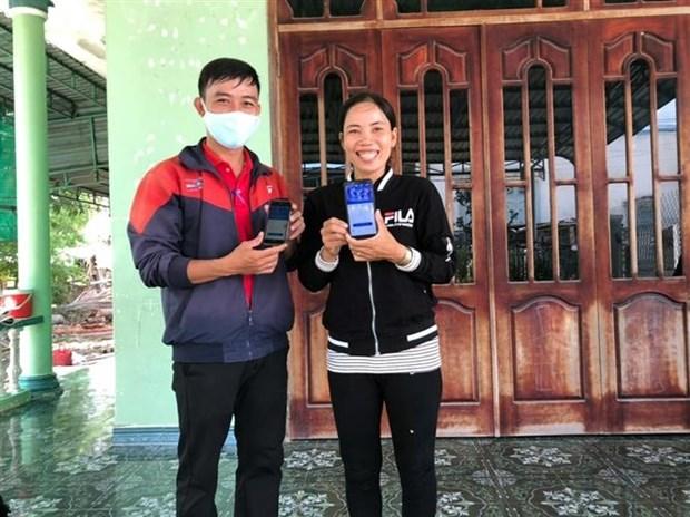 Provincia vietnamita aplica tecnologia de la informacion en combate contra el COVID-19 hinh anh 1