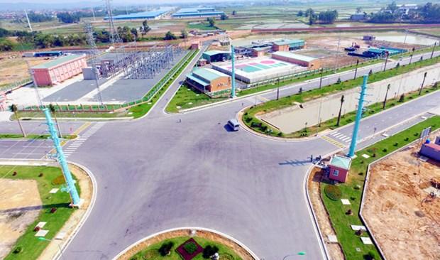 Entran en operacion mayoria de proyectos en zona industrial de provincia vietnamita hinh anh 1