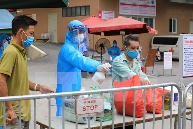 Casos de coronavirus en Vietnam superan los mil hinh anh 1