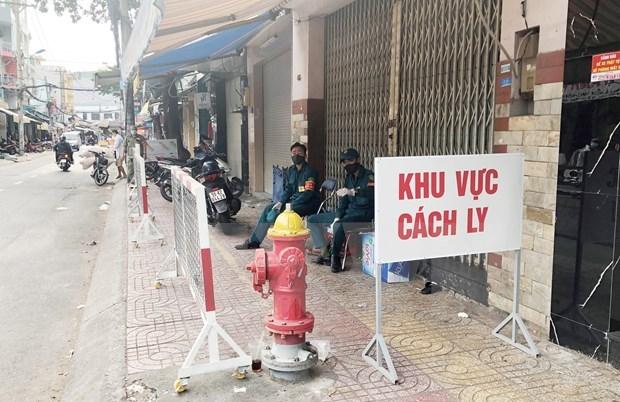 Detectan caso reincidente del COVID-19 en Ciudad Ho Chi Minh hinh anh 1