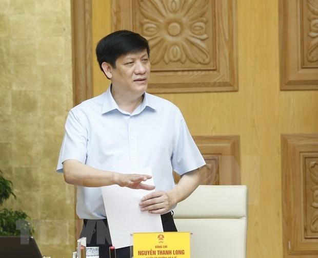 Situacion epidemica en Da Nang y Quang Nam esta bajo control, afirma ministro vietnamita hinh anh 1