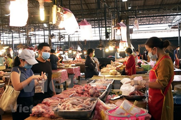 Remesas enviadas a Laos se reduciran a la mitad este ano hinh anh 1