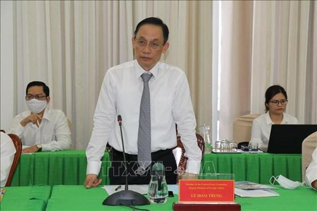 Ciudad vietnamita de Can Tho y Corea del Sur buscan impulsar cooperacion economica hinh anh 1