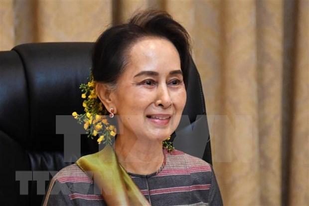 Conferencia de Panglong cierra con la firma de tercer Acuerdo de Union hinh anh 1