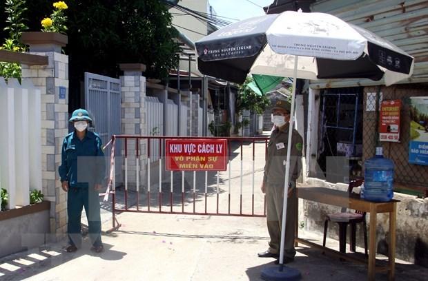 Reporta Vietnam dos nuevos casos de COVID-19 en Da Nang hinh anh 1