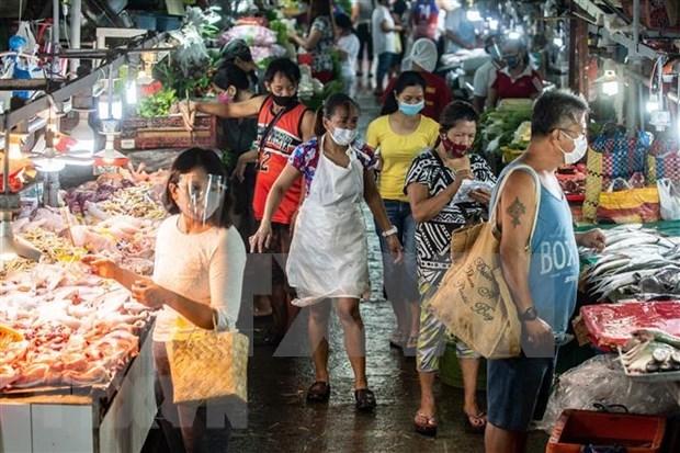 ANZ pronostica que la economia filipina contraera 9,2% en segundo semestre del ano hinh anh 1