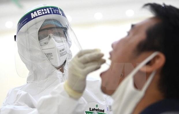 Vietnam aumenta capacidad de realizar pruebas de coronavirus hinh anh 1