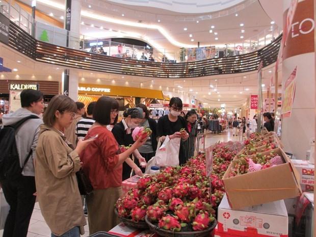 Companias japonesas desarrollan promocion de articulos domesticos en Vietnam hinh anh 1