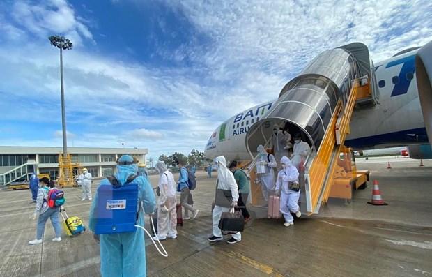 Bamboo Airways mantiene liderazgo en puntualidad en agosto hinh anh 1