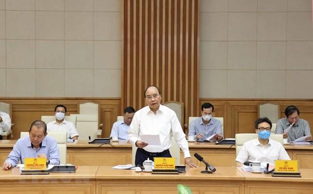 Elogia premier las soluciones para el desarrollo de Ciudad Ho Chi Minh hinh anh 1