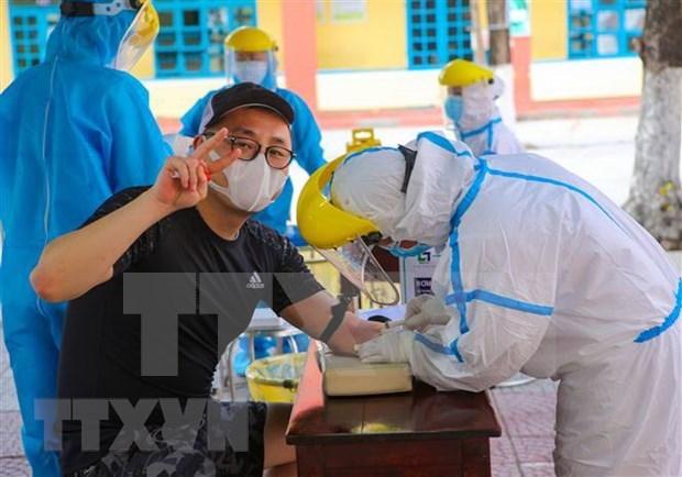 Acelera Da Nang realizacion de pruebas medicas en la comunidad hinh anh 1