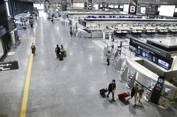 Japon y Laos reanudaran vuelos entre ambas naciones hinh anh 1