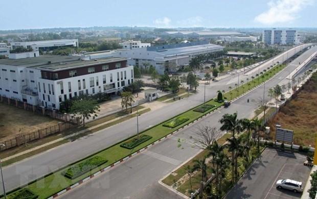 Parque industrial en Ciudad Ho Chi Minh por recaudar fondo multimillonario en 2020 hinh anh 1