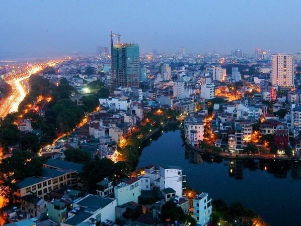 Hanoi apunta a convertirse en ciudad industrial y moderna para 2030 hinh anh 1