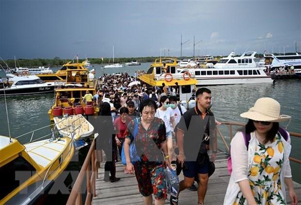 "Indonesia retrasa planes para recibir llegadas extranjeras a ""paraiso"" de Bali hinh anh 1"