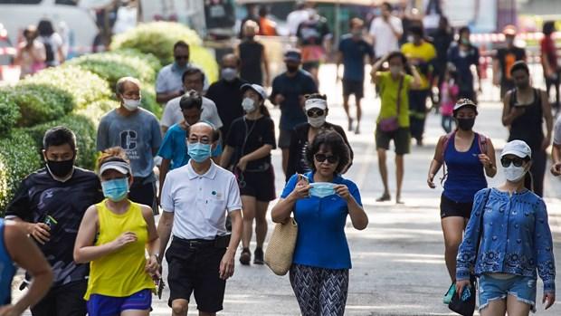 Tailandia prorroga el estado de emergencia por un mes hinh anh 1