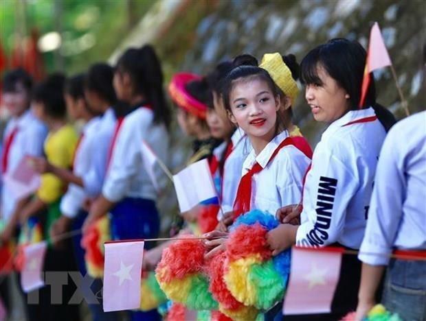 Hanoi celebrara apertura del nuevo curso escolar de manera breve y segura hinh anh 1