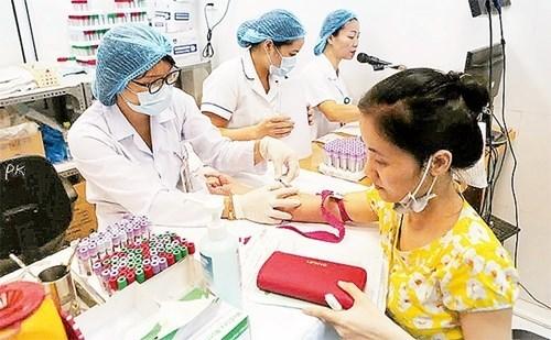 Laos registra miles de casos infectados de dengue hinh anh 1