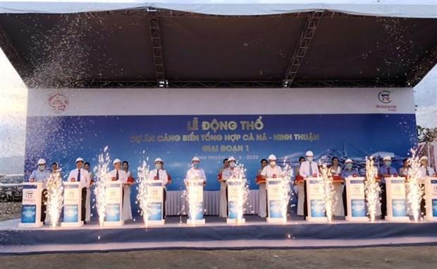 Complejo portuario de Ca Na favorecera progreso de provincia vietnamita de Ninh Thuan hinh anh 1