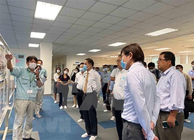 Provincia vietnamita de Hung Yen promueve cooperacion con empresas japonesas hinh anh 1