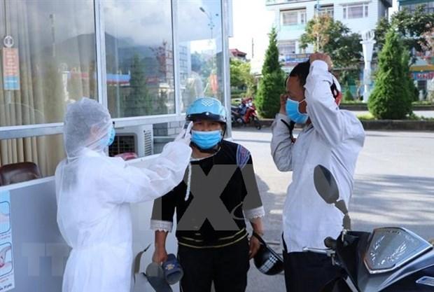 Vietnam: Suman mil 36 casos infectados del COVID-19 hinh anh 1