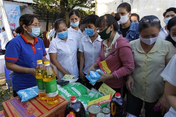 """Abren en Ciudad Ho Chi Minh mercado de """"cero dong"""" hinh anh 1"""