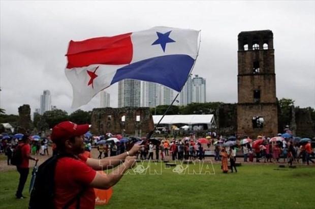 Vietnam reafirma voluntad de profundizar nexos con Panama hinh anh 1