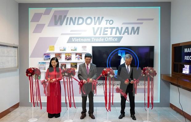 Vietnam busca promover cooperacion en comercio, inversion y turismo con Tailandia hinh anh 1