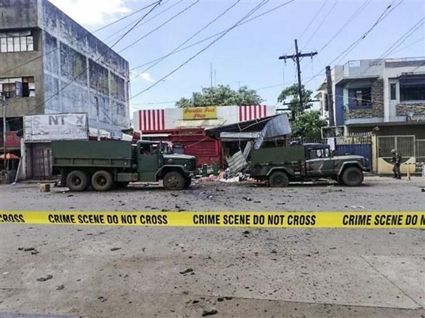 ASEAN condena atentado en Filipinas hinh anh 1
