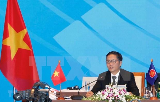 ASEAN y Corea del Sur simplifican procedimientos administrativos hinh anh 1