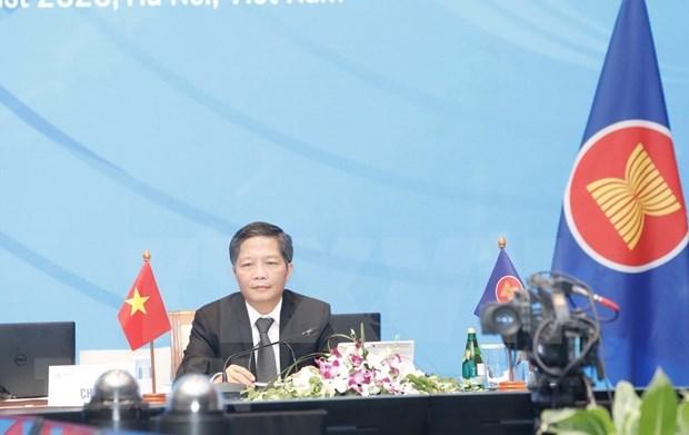ASEAN celebra consultas con Australia y Nueva Zelanda hinh anh 1