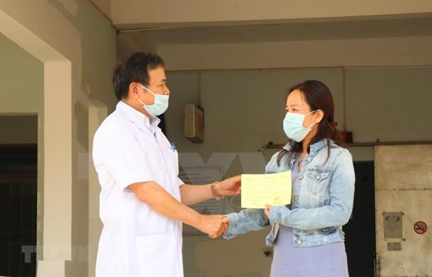 COVID-19: no se detectan en Vietnam nuevo caso infectado hinh anh 1
