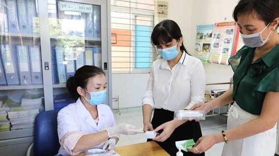 Vietnam amanece sin casos nuevos de COVID-19 hinh anh 1