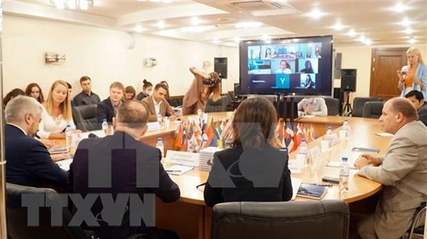 Buscan fortalecer nexos entre Vietnam y Rusia, y Union Economica Euroasiatica hinh anh 1