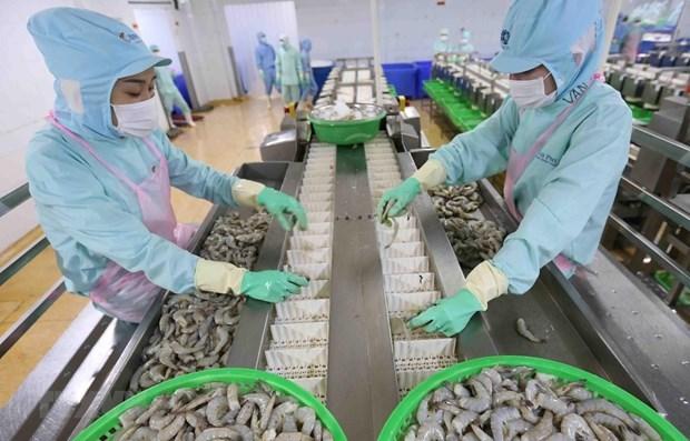 Ciudad Ho Chi Minh reporta incremento ligero de exportaciones e importaciones en agosto hinh anh 1