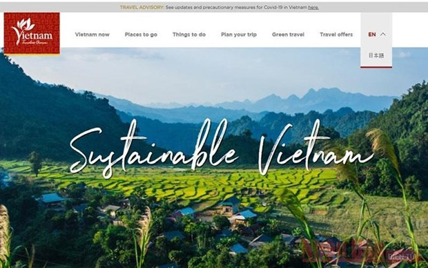 Promueven a Vietnam como destino de turismo sostenible hinh anh 1