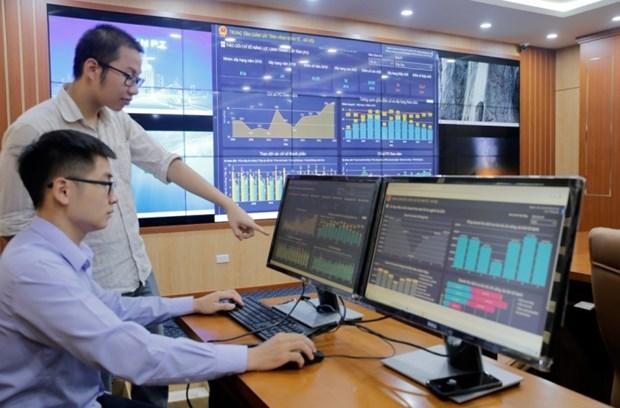 Provincia de Phu Tho inaugura centro inteligente de operacion hinh anh 1