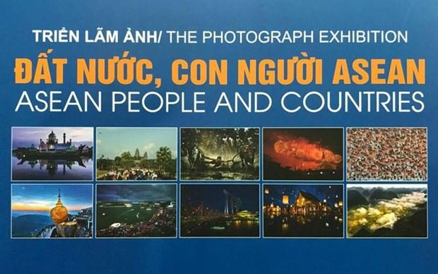 Exhibiran en Hanoi fotos de paisajes y gente de la ASEAN hinh anh 1