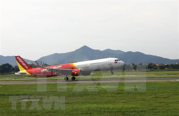 Reanudara Vietnam vuelos con Japon y Corea del Sur a partir de mediados del septiembre hinh anh 1