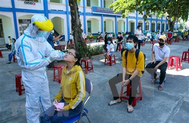Vietnam sin nuevo contagio local del coronavirus hinh anh 1