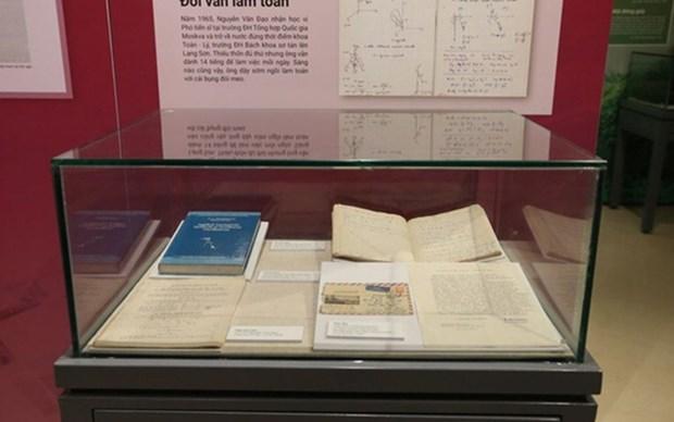 Exhiben trabajos cientificos ganadores del Premio Ho Chi Minh hinh anh 1