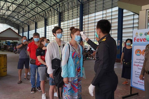 Tailandia se esfuerza por evitar entradas ilegales en contexto del COVID-19 hinh anh 1