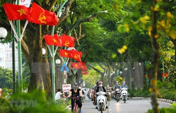 Alaban ideas del maximo dirigente de Vietnam en articulo sobre la construccion partidista hinh anh 1