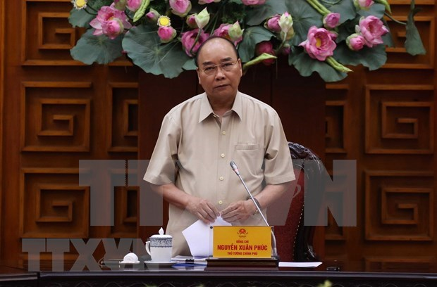 Premier vietnamita pide evitar subjetividad en prevencion de desastres naturales hinh anh 1