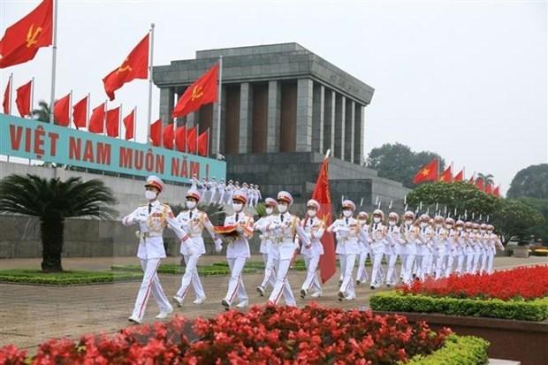 Dirigentes de paises en el mundo felicitan a Vietnam por Dia Nacional hinh anh 1