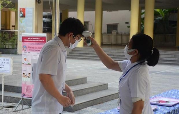 Proponen adoptar nueva estrategia para realizacion de pruebas de COVID-19 en Vietnam hinh anh 1