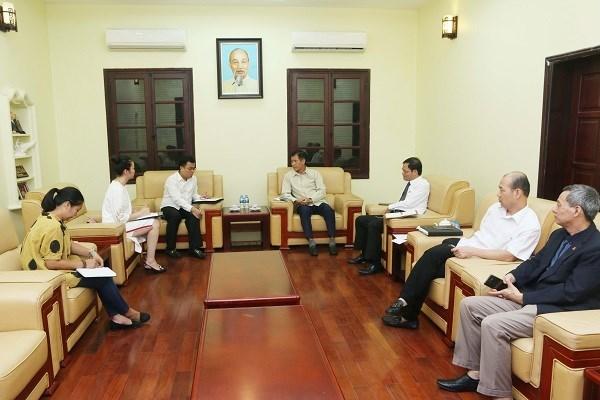 Vietnam y Filipinas comparten experiencias en organizacion de SEA Games hinh anh 1