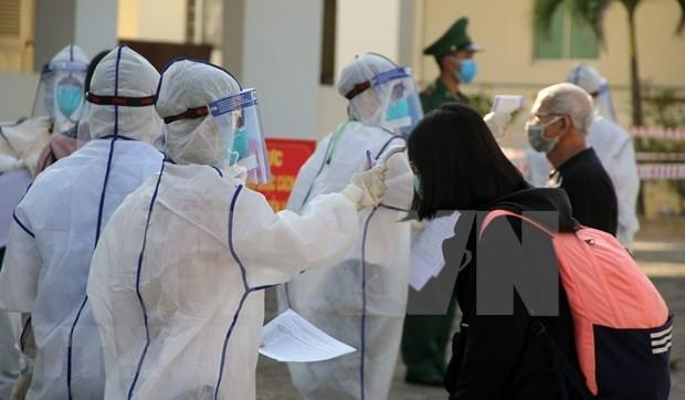 Vietnam cierra este jueves sin registrar casos nuevos de coronavirus hinh anh 1