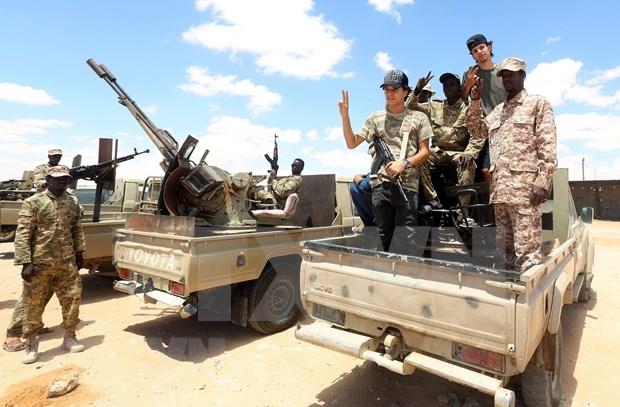 Vietnam pide reanudar negociaciones de paz en Libia hinh anh 1